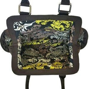 Vera Bradley Bags - Vera Bradley Brown Quilted Handbag